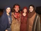 Veja imagens do elenco da Paixão de Cristo 2016 durante gravações em PE