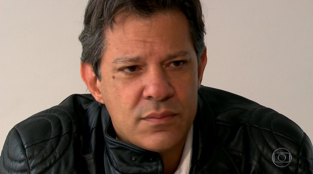 Haddad parabeniza Bolsonaro no dia seguinte à derrota: 'Desejo-lhe sucesso'