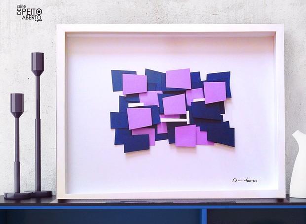 artista-plastica-vilma-kano-projeto-peito-aberto-cancer-de-mama (Foto: Divulgação/Vilma Kano)