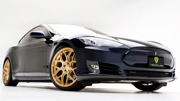 Tesla Motors S Project California (Foto: Divulgação)