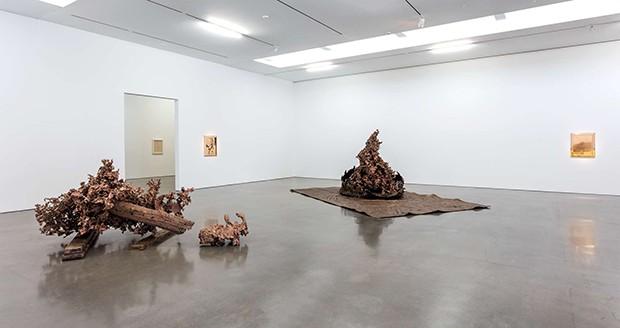 "Galeria Regen Projects, de Shaun Regen: ""Danniel é um entusiasta incansável"". Na foto, obra de Matthew Barney (Foto: Divulgação)"