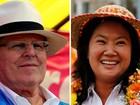 Peru realiza 2º turno neste domingo, com filha de Fujimori como favorita