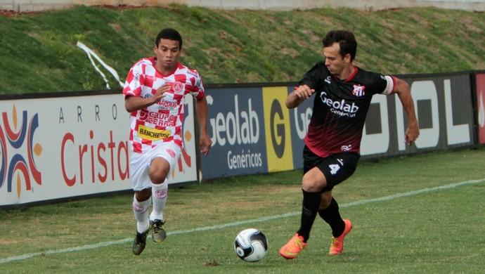 Anápolis bate Anapolina em clássico, mantém boa posição e afunda o rival (Foto: Anápolis Futebol Clube)