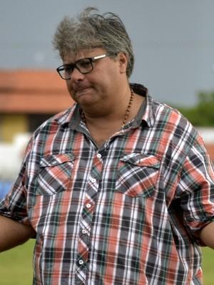 Luís Miguel - técnico do Parnahyba (Foto: Didupaparazzo )