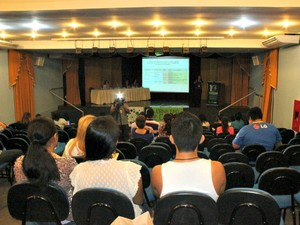 Intercom Norte acontece neste ano em Manaus (Foto: Camila Henriques /G1 AM)