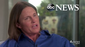 Bruce Jenner em entrevista para Diane Sawyer (Foto: Reprodução/ABC)