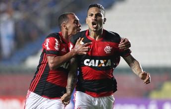 Flamengo vira no fim, coloca Cruzeiro no Z-4 e mantém 100% em Cariacica