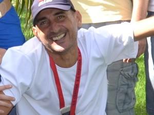 DJ Edy Rodrigues fugiu levando pertences de vários moradores da Barra de Santo Ântonio (Foto: Arquivo pessoal/Lea Karla)