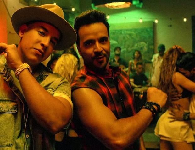 O videoclipe de Despacito, de Luis Fonsi e Daddy Yankee (Foto: reprodução )