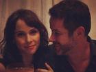 Débora Falabella e Murilo Benício jantam juntos em clima de romance