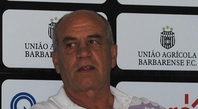 Dario Furlan União Barbarense Leão da Treze (Foto: Marcos Maracanã / Diário SBO)