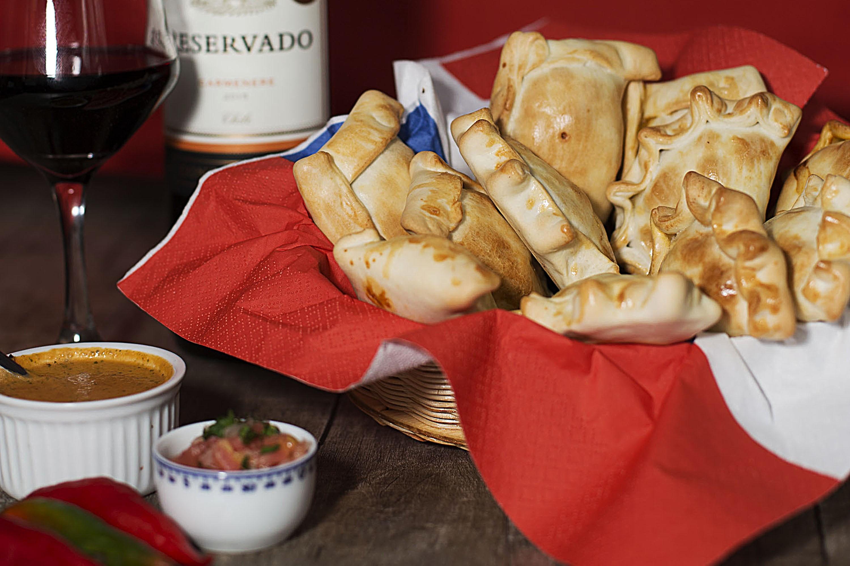As empanadas da Doña Luz (Foto: Divulgação)