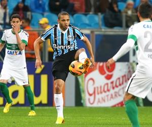 adriano grêmio volante (Foto: Lucas Uebel/Grêmio FBPA)