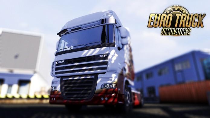 Euro Truck Simulator 2 (Foto: Divulgação)