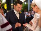 Jonathan Costa comemora 1 ano de casado com Antônia Fontenelle