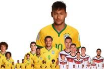As tuitadas durante a  eliminação do Brasil (GloboEsporte.com)