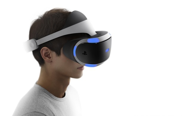 Project Morpheus será lançado no primeiro semestre de 2016, segundo Sony  (Foto  Divulgação 8a7a4c1cce