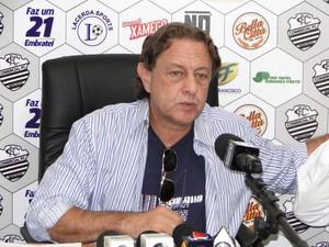 Brenno Spinelli, ex-presidente do Comercial (Foto: Divulgação / Comercial Futebol Clube)