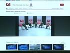 Candidatos confrontam propostas para Gravataí em debate no G1 RS