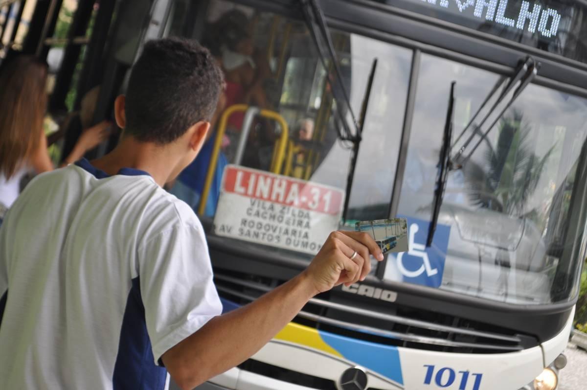 Passe Livre (Foto: reprodução -  Pedro Rezende)