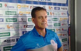Paulo Roberto conta com Giovanni e Magrão para decisão contra o Brusque