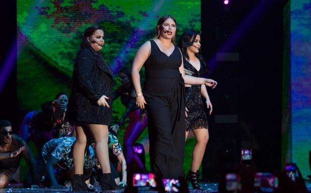 Marília Mendonça e Maiara e Maraisa - Prêmio Multishow 2017