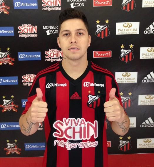 mais um! (Acaz Fellegger/ Ituano FC)