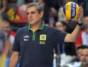 Zé Roberto vôlei Brasil (Foto: EFE)