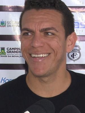 André Beleza, Treze (Foto: Reprodução / TV Paraíba)