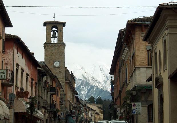 Amatrice era polo turístico e gastronômico italiano antes de terremoto (Foto: Wikimedia Commons)