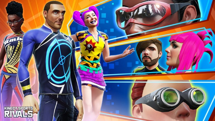 Banjo-Kazzoie e Viva Piñata: Conheça os DLCs lançados para Kinect Sports Rivals