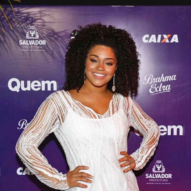Juliana Alves (Foto: Ricardo Cardoso / Ed. Globo)