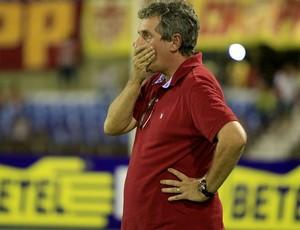 Alexandre Barroso, técnico do CRB (Foto: Ailton Cruz/ Gazeta de Alagoas)