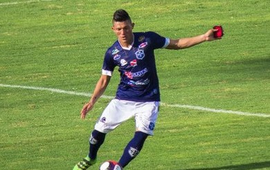 Para partida contra  o Cruzeiro, técnico Walter Lima deverá reforçar o setor defensivo da equipe (Foto: Arthur Azulino)