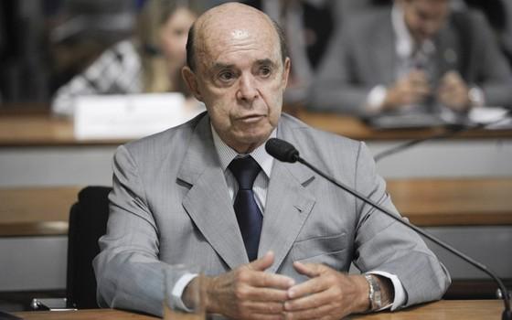 Francisco Dornelles (Foto: José Cruz/Agência Senado)
