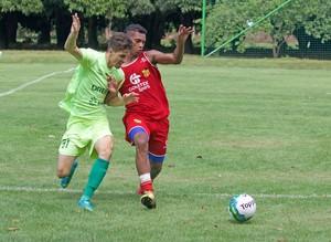Cuiabá e Mato Grosso disputam jogo-treino (Foto: Pedro Lima/Cuiabá EC)
