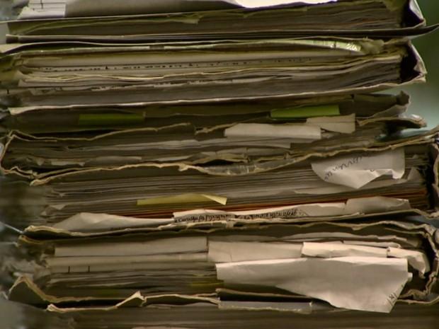 Pedidos de alvará estão barrados devido liminar de justiça  (Foto: Reprodução / EPTV)