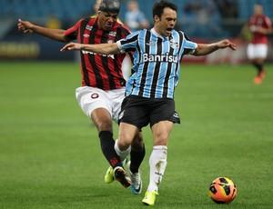 Kleber sofre falta do Luiz Alberto (Foto: Itamar Aguiar/LL Photo Press, Divulgação)
