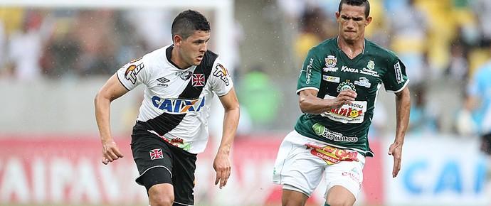 Diego Renan é outro que não sabe de seu futuro na Colina (Foto: Marcelo Sadio/vasco.com.br)