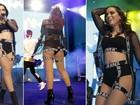 Anitta encerra evento de moda com show: 'Me encontrei no meu estilo'