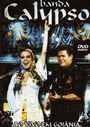 DVD 'Ao vivo em Goiânia', do Calypso (Foto: Divulgação)