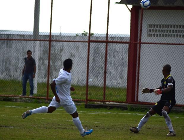Cotinguiba 6x1 Aracaju (Foto: João Áquila/GLOBOESPORTE.COM)