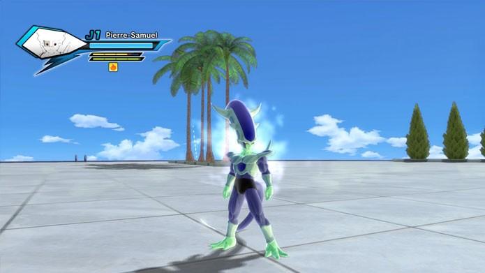 Transformation for Frieza's Race (Foto: Reprodução/Xenoverse Mods)