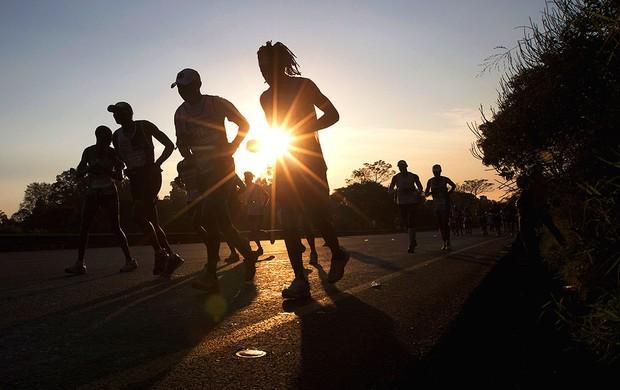 Corrida maratona eu atleta (Foto: Agência Reuters)