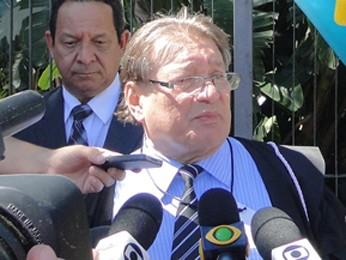José Arteiro, advogado da mãe de Eliza Samudio. (Foto: Cristina Moreno de Castro)