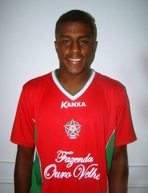 Boa Esporte anuncia contratação de Erick Luís, ex-Bragantino (Foto: Divulgação Boa Esporte)