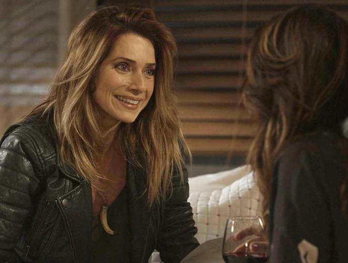 Lenita revela que se apaixonou por Vittorio (Foto: TV Globo)
