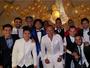 Barcelona, Paris, Vegas... Astros do futebol festejam ano novo pelo mundo