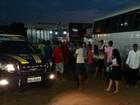 Ônibus irregular é apreendido pela 3ª vez em dez meses, em Porangatu, GO