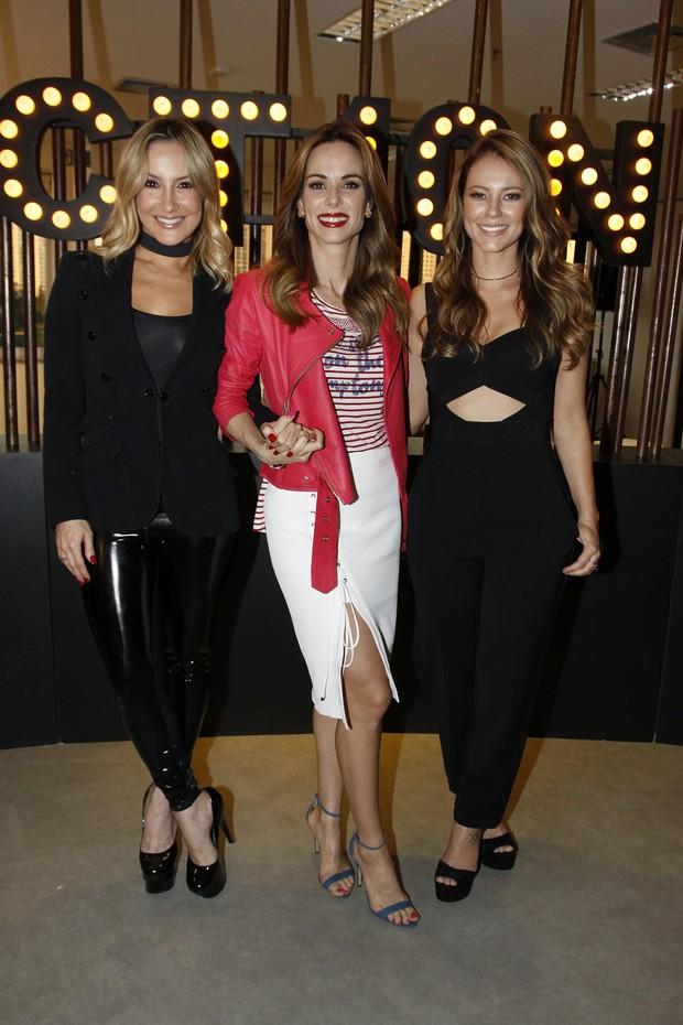 Claudia Leitte, Ana Furtado e Paolla Oliveira (Foto: Celso Tavares / EGO)